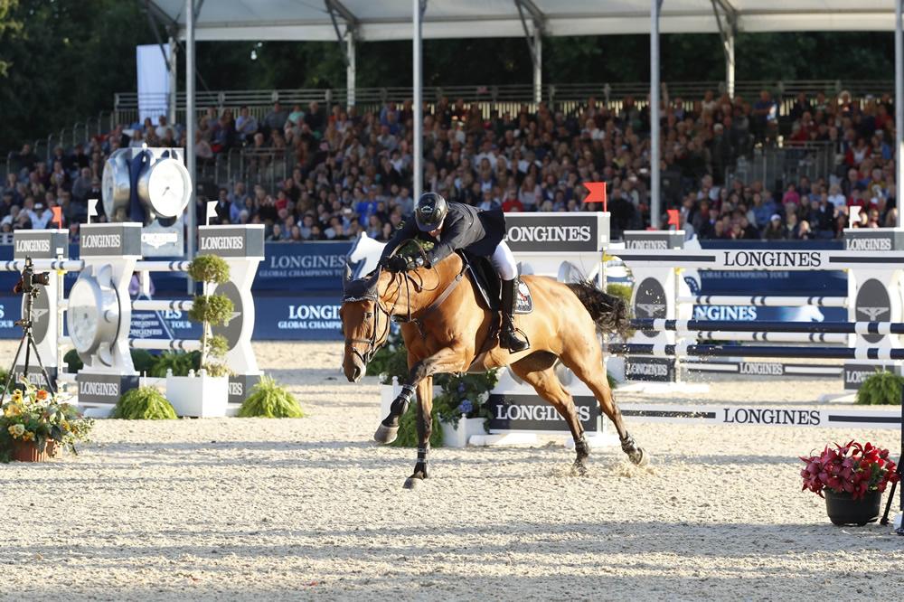 Brilliant Brash Tops British 1-2 at Spectacular LGCT London