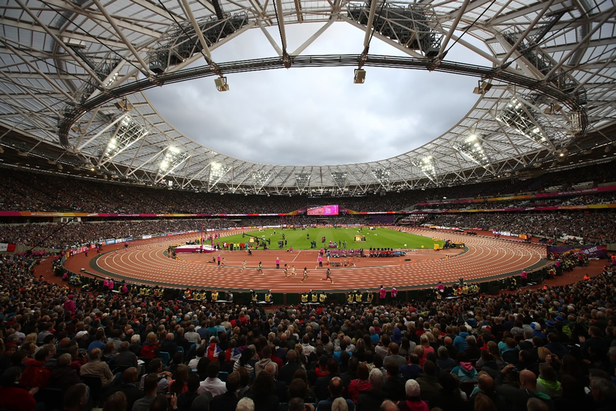 IAAF WORLD CHAMPIONSHIPS LONDON 2017 FULFILLS ORIGINAL BID PROMISE TO BREAK RECORDS