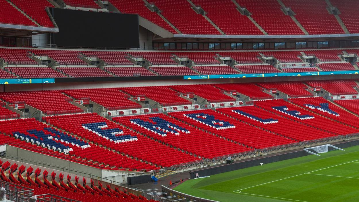 TICKET ZONE CONTINUES TO MANAGE ROAD TO WEMBLEY