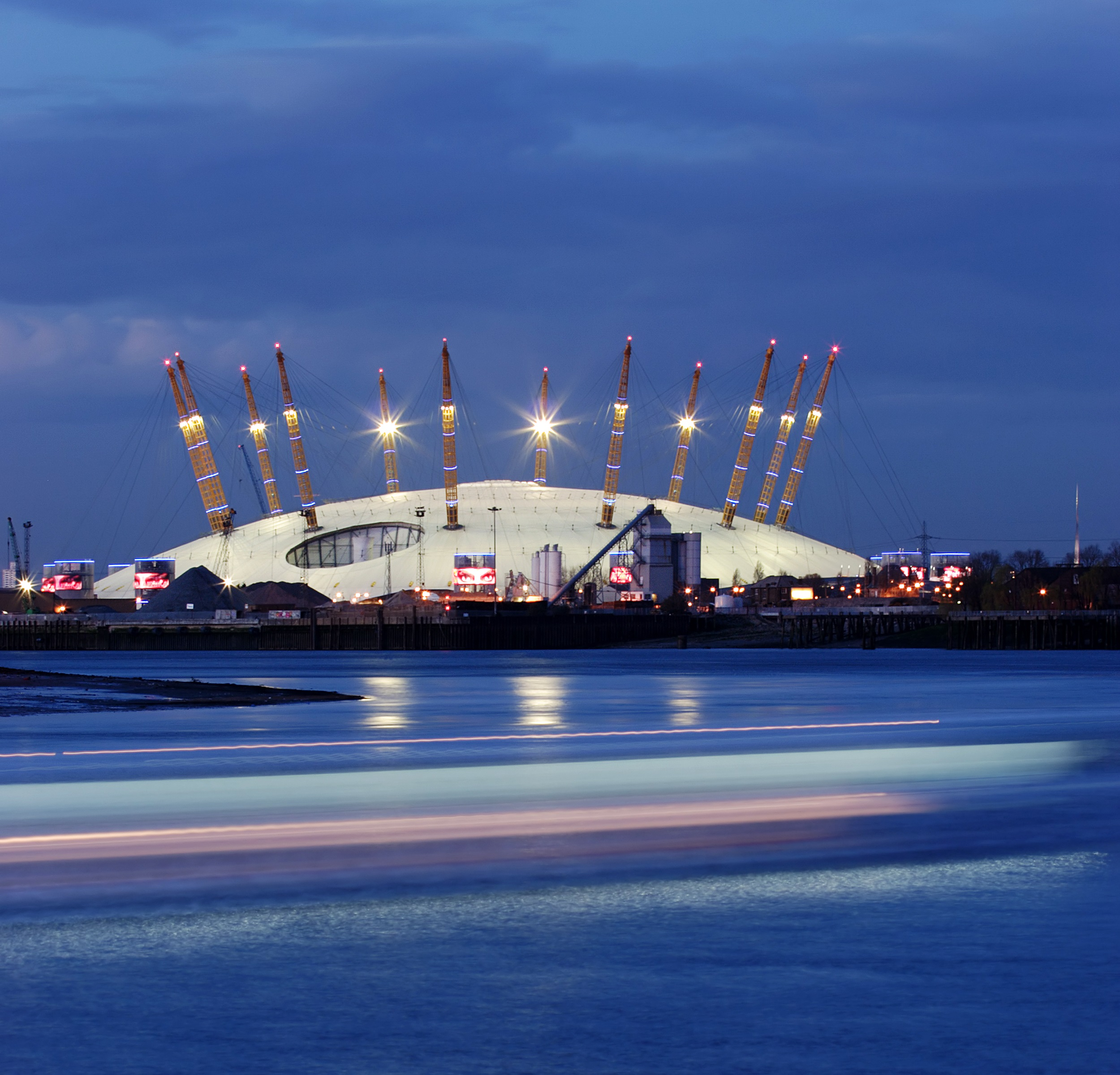 Abloy UK secures the O2 Arena with ballistic doors